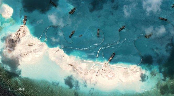 Trung Quốc đem tên lửa đến Biển Đông?