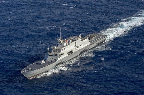 Mỹ có thể rơi vào bẫy của Trung Quốc khi tuần tra Biển Đông
