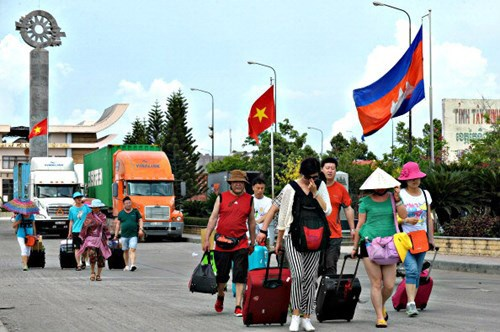 LHQ cho Campuchia mượn bản đồ đối chứng biên giới với Việt Nam