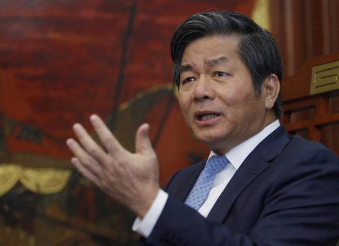 Đối thủ cạnh tranh của VN có thể là Campuchia, Lào, Myanmar
