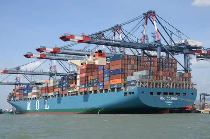 Tìm giải pháp nâng cao hiệu quả khai thác cảng Cái Mép-Thị Vải