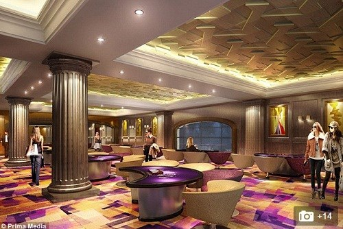 Nga 'đặt cược' vào khu phức hợp casino trị giá 4,7 tỉ USD