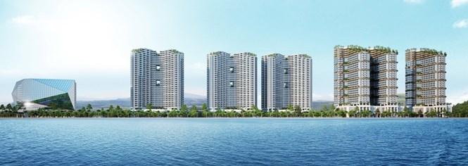 Các 'ông lớn' bất động sản đang đổ dồn vào phố biển Nha Trang