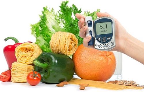 Thực đơn cho người bị tiểu đường