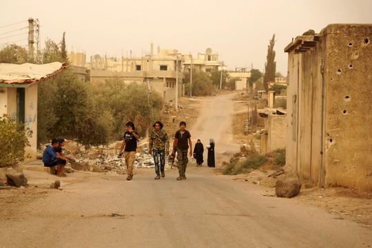 Nga - Mỹ đối đầu ở Syria