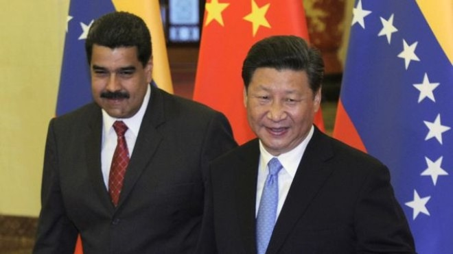 Toan tính của Trung Quốc ở Venezuela