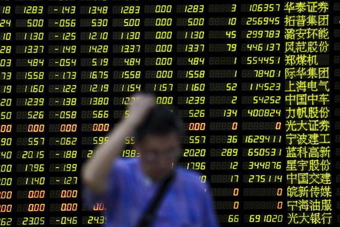 Thị trường chứng khoán tồi tệ, có mở đầu khủng hoảng tài chính?