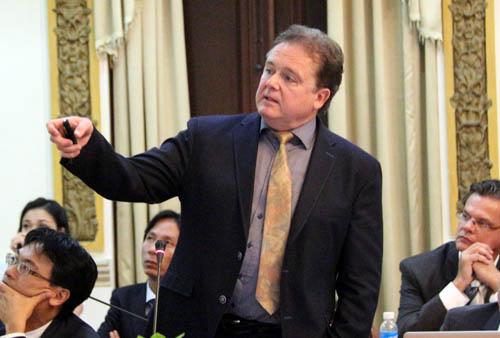 Chuyên gia nước ngoài hiến kế giúp TP HCM chống ngập