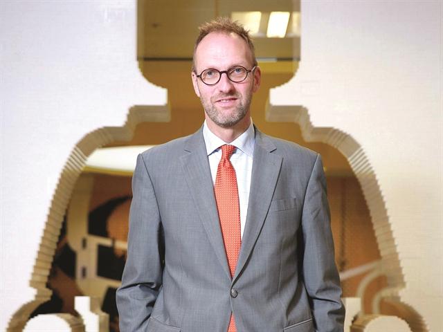 Chuyện về Jorgen Vig Knudstorp, CEO của đế chế Lego