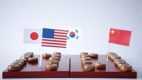Thế trận tài chính châu Á - Thái Bình Dương
