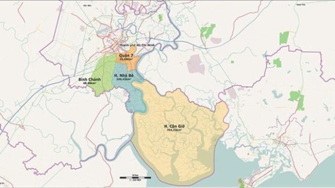 """Đặc khu kinh tế là """"đòn bẩy"""" cho địa ốc phía Nam TPHCM?"""