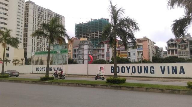 """Đại gia Hàn Quốc """"chết chìm"""" tại siêu đô thị quốc tế Booyoung Vina"""
