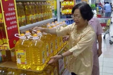 Giảm thuế tự vệ dầu thực vật nhập khẩu xuống 3%
