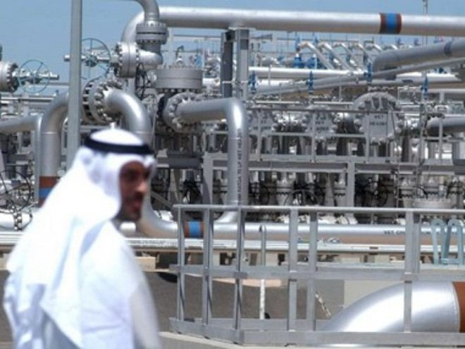mot co so loc dau cua kuwait petroleum. (nguon: afp)