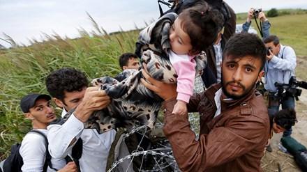 Khủng hoảng di cư sang châu Âu: Mỹ không thể đứng ngoài cuộc