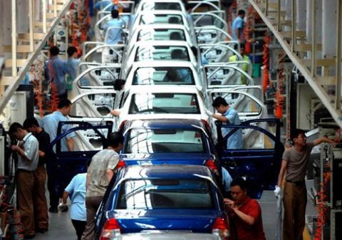 Doanh nghiệp Trung Quốc 'lĩnh đòn' vì sức khỏe kinh tế