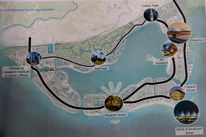 """Dự án """"khu du lịch tầm cỡ Miami"""" ở Cần Giờ"""