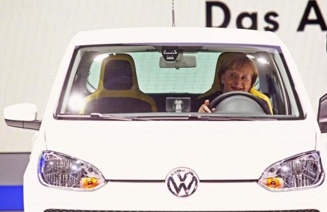 Đức: Bê bối Volkswagen đáng sợ hơn khủng hoảng Hy Lạp