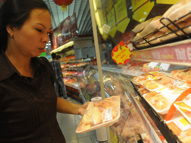 Nghi vấn gian lận thương mại trong nhập đùi gà Mỹ