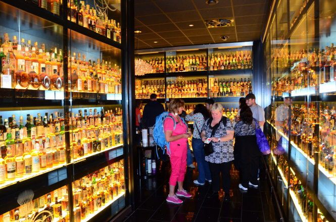 du khach tham quan scotch whisky heritage center - anh: wordpress