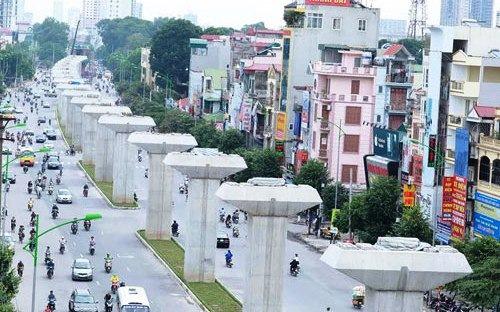 """Dự án đường sắt đô thị tại Hà Nội được """"gỡ khó"""" thế nào?"""