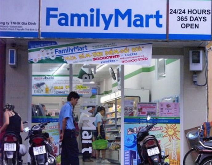 familymart, chuoi cua hang tien loi lon thu 3 tai nhat, da co nhieu chi nhanh tai viet nam - anh: thanh nien news