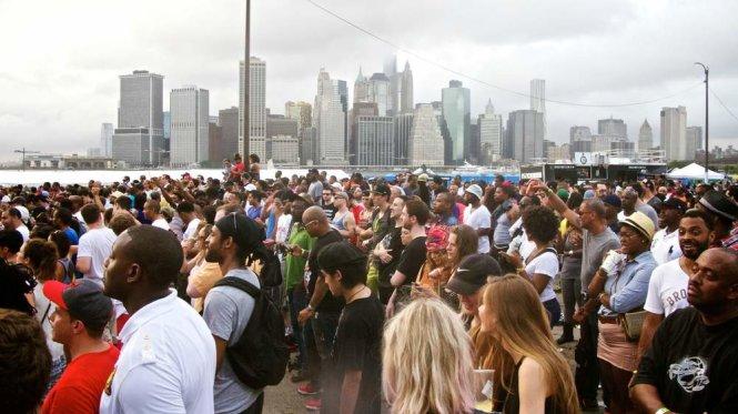 den new york vao thang 7 ban dung bo lo le hoi hip-hop o brooklyn... - anh: flickr