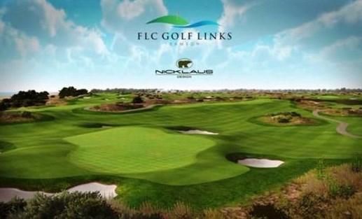 FLC muốn xây 10 sân golf: Quảng Bình chưa có chủ trương