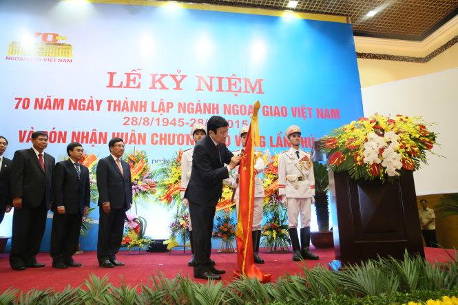 Việt Nam đã có quan hệ ngoại giao với hơn 185 nước