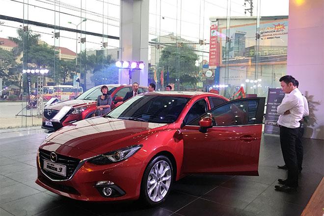 Giá ôtô sau 2018 sẽ tăng hay giảm?