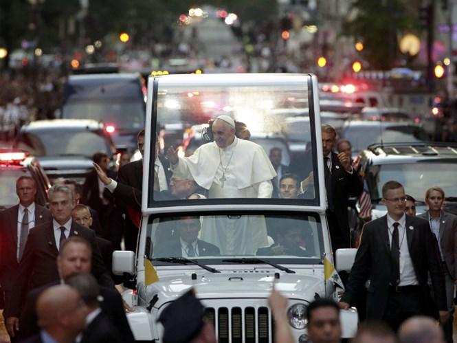 Mật vụ Mỹ bảo vệ Giáo hoàng Francis như thế nào?