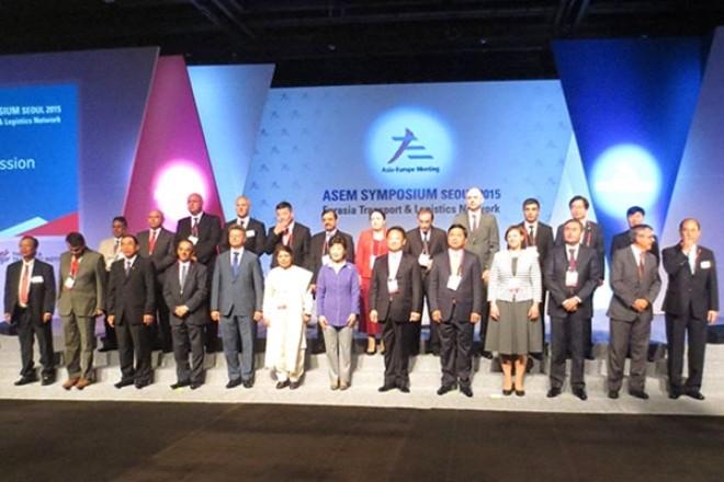 Giao thông Việt Nam sẽ kết nối hành lang kinh tế Á - Âu
