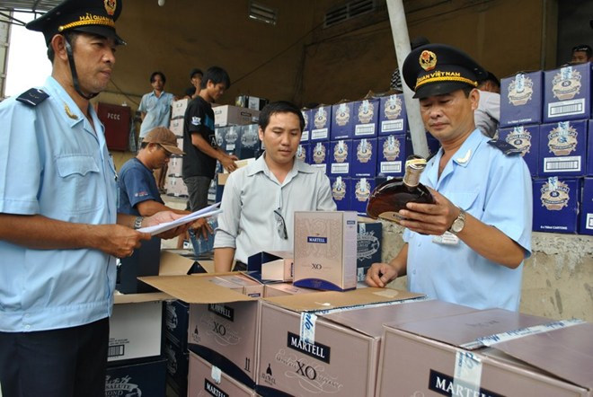 Nhãn hàng hóa không phải nội dung kiểm tra của cơ quan Hải quan