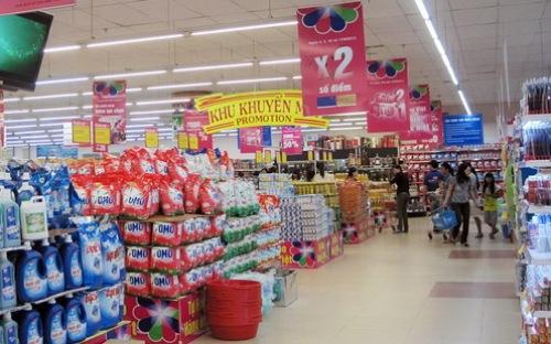 Bán lẻ hàng hóa tăng mạnh nhất trong 4 năm