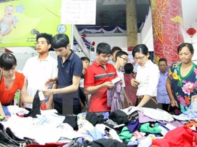 """Hàng giả đội lốt mác Việt: Hải quan gặp khó vì doanh nghiệp """"thờ ơ"""""""