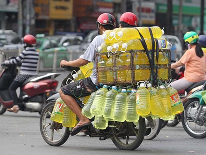 Bát nháo thị trường nước rửa chén