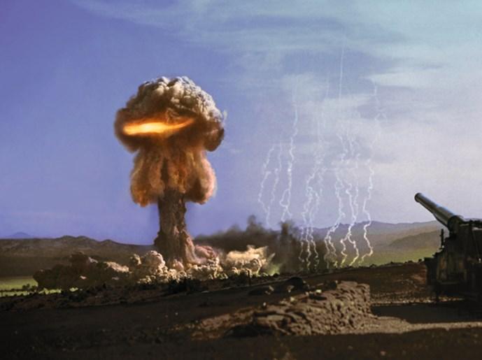 Bài toán vũ khí hạt nhân của Mỹ
