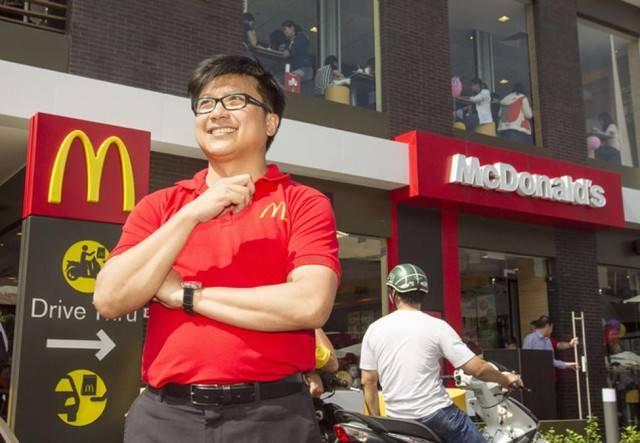 Henry Nguyễn nói gì về hành trình 10 năm đưa McDonald's về Việt Nam?