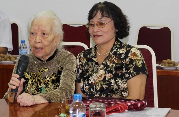 Hoàng Thị Minh Hồ: Nữ doanh nhân cao tuổi nhất Việt Nam