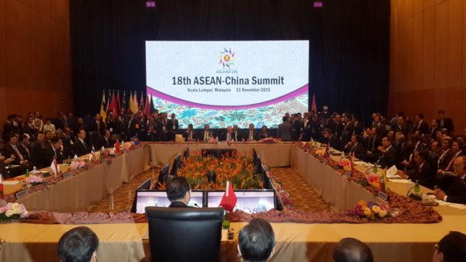 """Thủ tướng Nguyễn Tấn Dũng: """"Biển Đông nằm trong các thách thức an ninh nghiêm trọng nhất của ASEAN"""""""