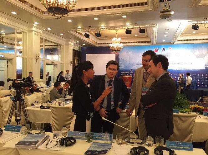 Hội thảo quốc tế về Biển Đông tại Vũng Tàu: Vụ kiện của Philippines gây áp lực lên Trung Quốc