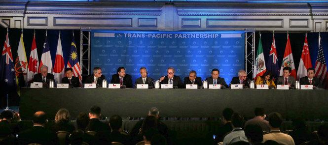 Kết thúc đàm phán TPP, Việt Nam bước vào sân chơi mới