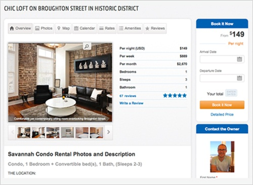 Expedia mua website cho thuê nhà nghỉ HomeAway