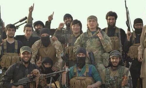 Trung Quốc tiến thoái lưỡng nan trong cuộc chiến chống IS