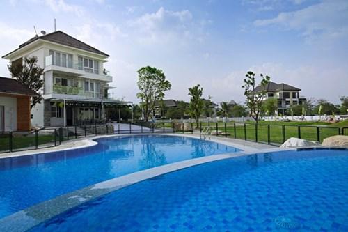 biet thu cua du an jamona home resort