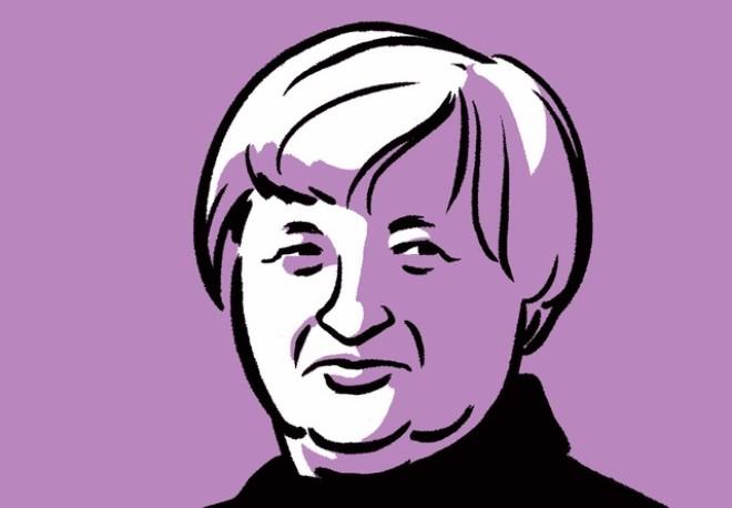 Điều gì đứng sau người phụ nữ ảnh hưởng lớn nhất đến kinh tế thế giới?