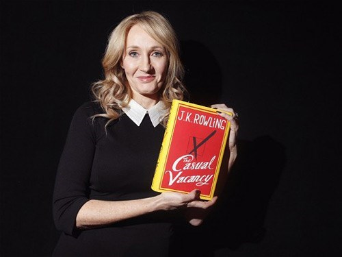 tac gia j.k rowling - anh: reuters