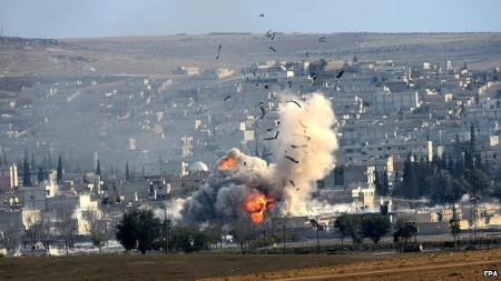 Một năm dội bom IS, Mỹ và liên quân đang sa lầy?