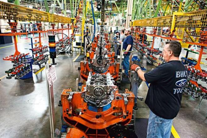 Kinh tế Mỹ tiếp tục phát triển khỏe mạnh