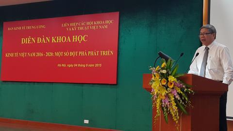 Kinh tế Việt Nam 2016-2020: Một số đột phá phát triển